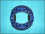 China Motorcycle brake shoes and supplier in manufacturer China, FUZZY on sale