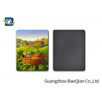 Cheap UV Offset Printing Lenticular Magnet PET Material 0.45mm Thickness ANTI - Scratch wholesale