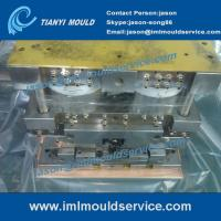 Cheap 1000ml thinwall plastic round container mould with lid,1000ml thinwall round container lid wholesale