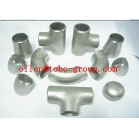 Cheap CuNi Pipe Fitting Seamless ERW Welded Elbow Tee Reducer Cap EEMUA 146 C7060x Copper Nickel wholesale