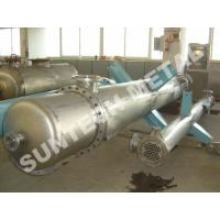 600mm Diameter High Pressure Heat Exchanger Titanium Gr.2  ISO / SGS