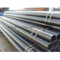 Cheap Hot Rolled Seamless Alloy Steel Tube , Cold Drawn Beveled Boiler Steel Tubes 12.7 mm to 114.3 mm wholesale