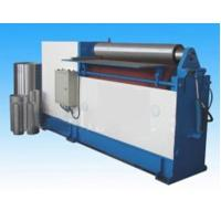 Cheap Two Roll Plate Bending Machine , Automatic Plate Bending Machine High Speed wholesale