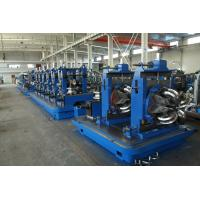 Cheap Hot Rolled Steel Strips Pipe Mill , Steel Pipe Making Machine wholesale