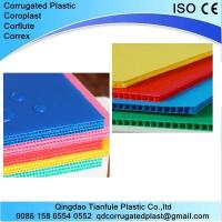 Buy cheap 2mm 3mm 4mm 5mm 6mm PP Corrugated from wholesalers