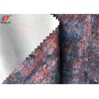 China Windproof Laminated TPU Coated Fabric Printed Polyester Spandex Fabric on sale