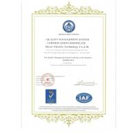Hover Electric Technology Co.,LTD Certifications
