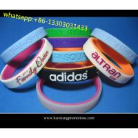 Cheap Custom Promotional Wrist Band,Adjustable Silicon Wristband,Promotional Silicone band wholesale