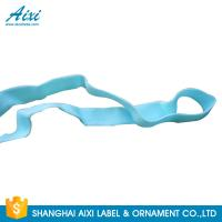 Buy cheap Decorative Coloured Fold Over Elastic Webbing Straps Elastic Binding Tape from wholesalers