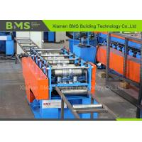 China Shelf Scaffold Roll Forming Machine 5.5KW Power PLC Automation Control on sale