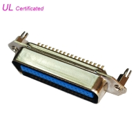 Cheap 14 pin PCB Straight Angle Male Connector DIP Type Centronic Connector 24pin 36pin 50pin wholesale