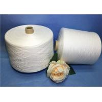 Quality 20S / 2 / 3 raw whiteyarn , Bright spun polyester sewing thread wholesale