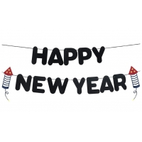 Buy cheap 43 Colors Pre Strung 3Mm Nye 2021 Felt Banner With Rocket Cutouts from wholesalers
