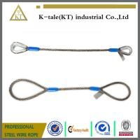 Cheap Wire rope slings suited for a wide variety of Heavy Duty lifting wholesale