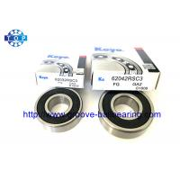 Automobile Axial Grooved Ball Bearing ,  6203 2RS One Way Ball Bearing