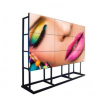 Cheap 700 Nits Flexible LCD Video Wall High Definition 55 Inch SAMSUNG Panel 3x2 Borderless wholesale