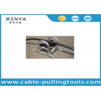 China Wire Rope Straight Type Underground Cable Tools Cable Roller For Underground Cable Pulling on sale