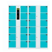 Cheap Commercial School / Gym Electronic Safe Locker Intelligent Knock Down Structure wholesale