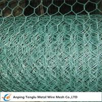 Cheap PVC Coated Gabion Mesh |Outside Wire Diameter 3.0mm to 4.5mm wholesale