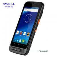 Cheap Handheld Terminal 5 Inch Industrial Smartphone With Fingerprint 2D Scanner And Docking Station wholesale