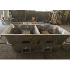Buy cheap Cast Iron ASTM ANSI Aluminum Ingot Mold from wholesalers