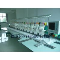 Cheap High speed computerized flat embroidery machine wholesale