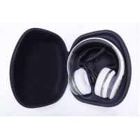 Environmental Friendly Headphone Carrying Case 25*21*10 cm With Zipper