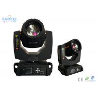 High Power 230 W Sharpy Beam Moving Head Light for Night Club / Wedding / Event