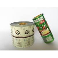 Cheap Multi Layer Packaging Film Roll , Roll Stock Film Lldpe Material wholesale