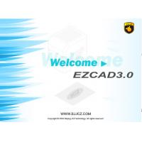 China Multiple Control Objects EZCAD Laser Marking Software 3D Model Layered Carving on sale