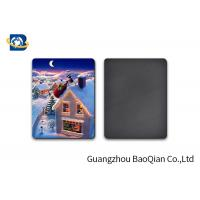 Cheap Customized Children Fridge Magnets , Promotional Gifts 3D Lenticular Photo Printing wholesale