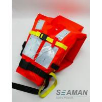 Buy cheap Marine Adult Rigid Foam Life Jacket SOLAS Standard Life Vest from wholesalers