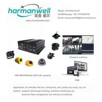 Cheap 4ch HD 720P AHD MDVR Support GPS tracking wholesale