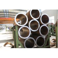 Cheap Tempered BK EN 10305-1 E355 Hydraulic Cylinder Pipe , Round Honed Steel Tube wholesale