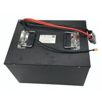 China 96V 200Ah Lithium Battery Lithium 96 Volt LiFePO4 Battery Pack for EV HEV on sale