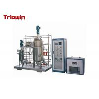 Cheap Full Automatic Industrial Secondary Pilot Fermentation Equipment Stainless Steel wholesale