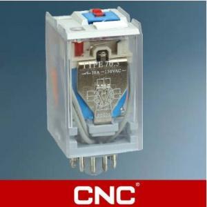 Cheap 70.3 Type Mini Electromagnetic Relay CNC wholesale