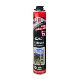 Cheap 400ml 3.2Mpa One Part Moisture Cure Polyurethane Foam Sealant wholesale