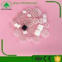 China Polyethylene Moving Bed Bio Filter Media For Printing And Dyeing Water Treatment on sale