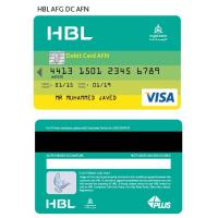 Quality Foil hot stamping VISA smart credit card hico-magstripe at back card for sale