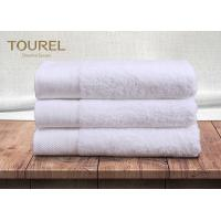 Quality Tourel Organic Bamboo Hotel Hand Towels Cleaning Microfiber Towels for sale