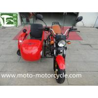 Cheap New Design Military Three Wheel 250cc Motorcycle With Sidecar Side Wheel Trike wholesale