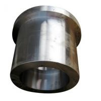 Cylindrical Alloy / Carbon / Stainless Steel Forged Roller