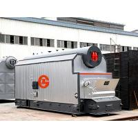 China Safety Steam Heat Boiler , Commercial Biomass Boiler Over 80 % Heating Efficiency on sale