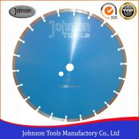 """Cheap 12"""" Laser Welded Diamond Blades For Fast Cutting , 300 mm Outer Diameter wholesale"""