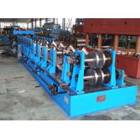 Cheap Metal Structure C Z Purlin Roll Forming Machine For Steel Workshop wholesale