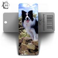 Cheap 2019 New Design 3D Hologram Bookmark Of Cute Dogs Animal With Tassels wholesale