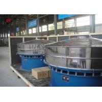 Cheap 1 - 5 Layers Rotary Vibrating Screen Dyeing And Finishing Waste Water wholesale