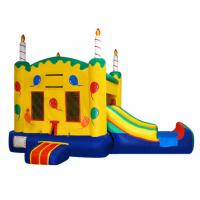Cheap Bounceland Ultimate Combo Bounce House / Inflatable Amusement Park wholesale