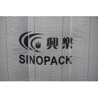 Cheap Baffle Conductive Industrial Bulk Bags Anti - Sifting For Flammable Goods wholesale